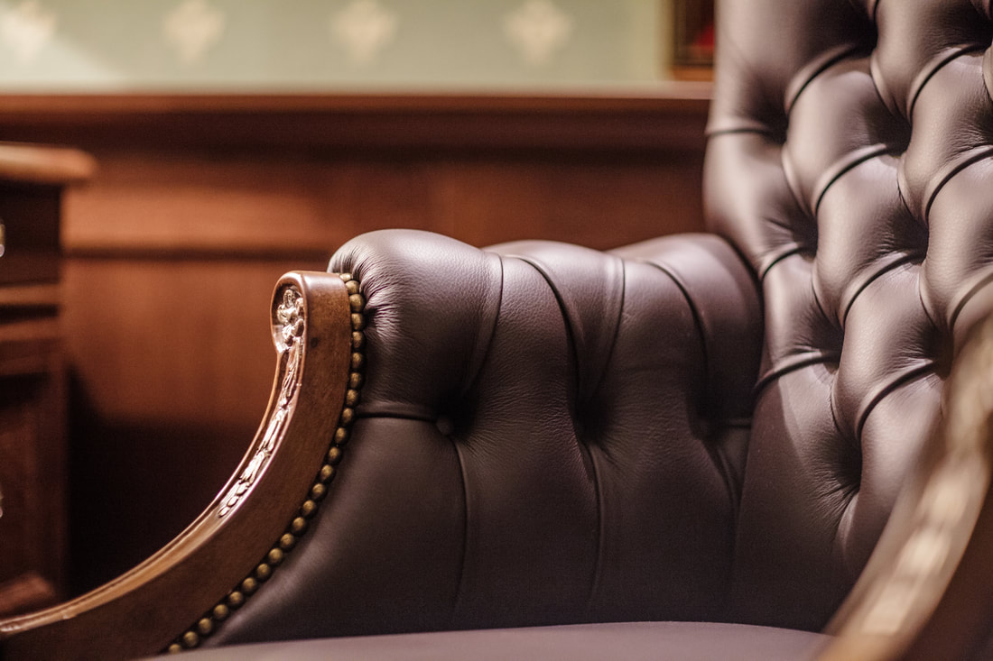 Best leather couch repair service in Boston
